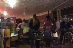2017 Choc fest Coffee Planet line
