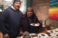2017 Choc fest Corina brownies